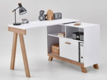 Mẫu bàn học gỗ MDF - VHL 4